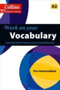 [해외]Work on Your Vocabulary (Paperback)
