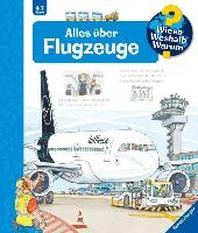 [해외]Alles ueber Flugzeuge (Paperback)