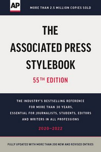 [해외]The Associated Press Stylebook