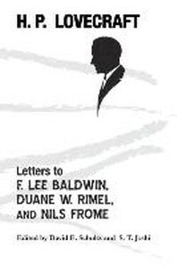 Letters to F. Lee Baldwin, Duane W. Rimel, and Nils Frome