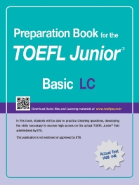 TOEFL Jnior Test LC Basic(Preparation Book for the)(CD1������)