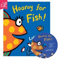 노부영 세이펜 Hooray for Fish! (with CD)