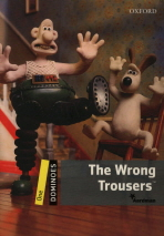 THE WRONG TROUSERS(DOMINOES ONE)