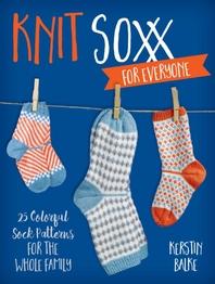 [해외]Knit Soxx for Everyone
