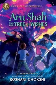 [해외]Aru Shah and the Tree of Wishes (a Pandava Novel Book 3)