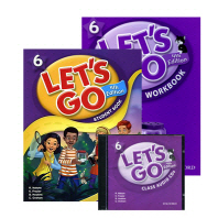 Let's Go. 6 세트(Student Book Workbook)