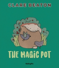 The Magic Pot(Story Book)(보드북)