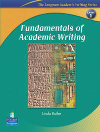 FUNDAMENTALS OF ACADEMIC WRITING LEVEL.1(LONGMAN ACADEMIC WRITING 시리