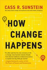 [해외]How Change Happens (Hardcover)
