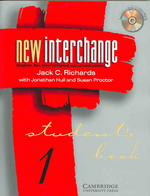 NEW INTERCHANGE 1 Student's Book(CD)