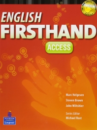 ENGLISH FIRSTHAND ACCESS(CD2장포함)