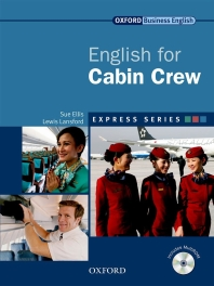 ENGLISH FOR CABIN CREW(CD1장포함)(EXPRESS SERIES