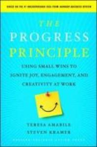 [해외]The Progress Principle (Hardcover)