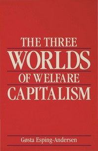 [해외]The Three Worlds of Welfare Capitalism (Paperback)