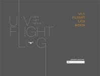 초경량비행장치 비행관리기록부(ULV Flight Log Book)(반양장)