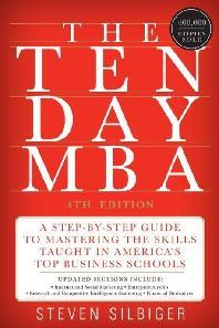 [해외]The Ten-Day MBA