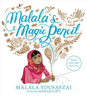 [해외]Malala's Magic Pencil