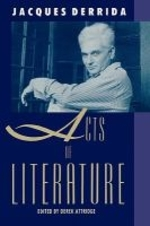 Acts of Literature(P)