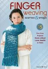 [해외]Finger Weaving Scarves & Wraps