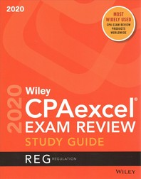 Wiley Cpaexcel Exam Review 2020 Study Guide + Question Pack