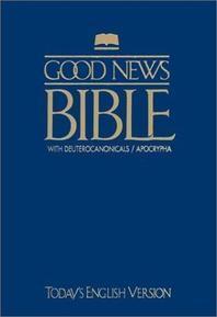 [해외]Good News Bible with Deuterocanonicals/Apocrypha-TeV