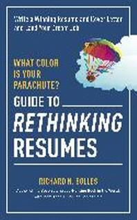 [해외]What Color Is Your Parachute? Guide to Rethinking Resumes (Paperback)