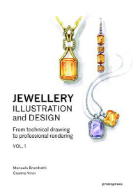Jewellery Illustration and Design