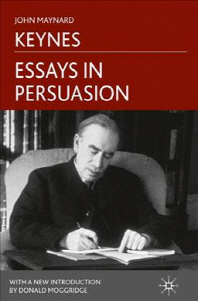 [해외]Essays in Persuasion (Paperback)