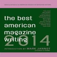 [해외]The Best American Magazine Writing 2014 (Paperback)