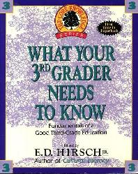 What Your Third Grader Needs to Know Fundamentals of a Good Third-Grad