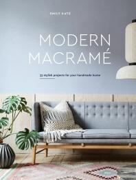 [해외]Modern Macrame