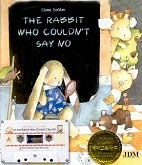 The Rabbit Who Couldn't Say No(영어그림동화 16)(CassetteTape1개포함)