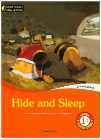 Hide and Sleep(CD1장포함)(Smart Readers Wise & Wide Level 1-1)