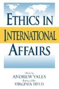 Ethics in International Affairs