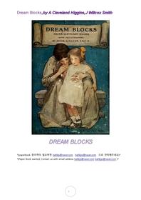 드림브록.Dream Blocks,by A Cleveland Higgins,J Willcox Smith