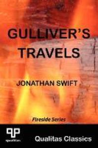 [해외]Gulliver's Travels (Qualitas Classics) (Paperback)