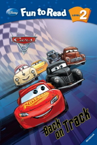 Cars 3: Back on Track(Disney Fun To Read 2-34)
