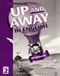 UP AND AWAY IN ENGLISH 2(W/B)