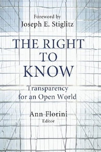[해외]The Right to Know (Hardcover)