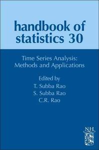 Time Series Analysis  - Methods and Applications (Handbook of Statistics, Vol.30)