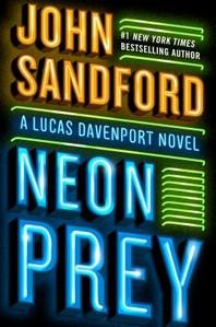 [해외]Neon Prey (Hardcover)
