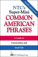 [해외]Ntc's Super-Mini Common American Phrases