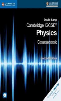 [해외]Cambridge Igcse(r) Physics Coursebook [With CDROM]