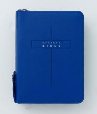 두란노 성경전서(블루)(NKR62DXU)(합본)(색인)(개역개정)(새찬송가)