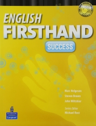 ENGLISH FIRSTHAND SUCCESS(CD2장포함)