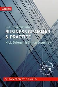 BUSINESS GRAMMAR PRACTCE CEF LEVEL. A2-B1(PRE INTERMEDIATE)