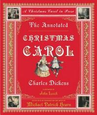 [해외]The Annotated Christmas Carol (Hardcover)