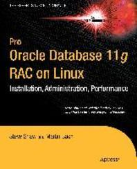 [해외]Pro Oracle Database 11g Rac on Linux (Paperback)