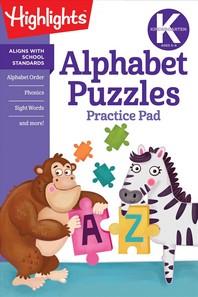 [해외]Kindergarten Alphabet Puzzles