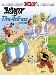 Asterix #31 : Asterix and the Actress (영문판)